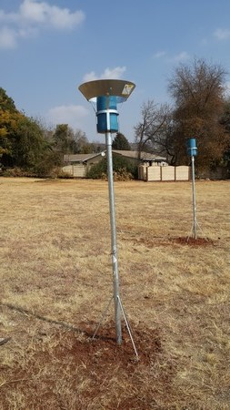 DustWatch - Single Bucket Unit - Fallout Dust Monitoring Specialists. Dust Monitoring Equipment, Training and Services.