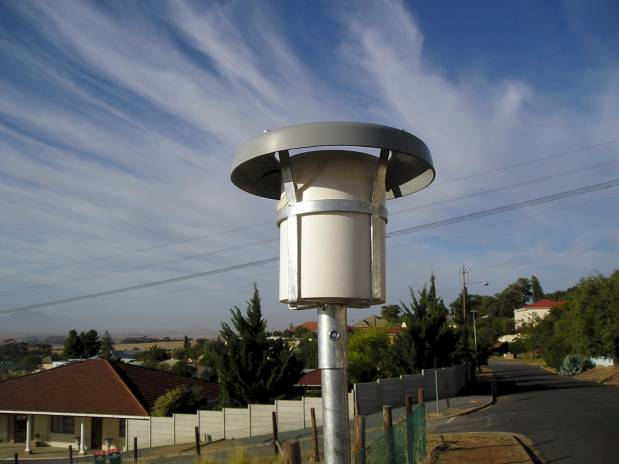 DustWatch - Single Bucket Unit - Fallout Dust Monitoring Specialists. Dust Monitoring Equipment, Services and Training.